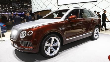 Bentley Bentayga Hybrid entra na onda dos SUVs de luxo eletrificados