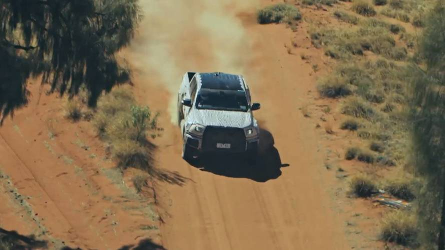 Ford Ranger Raptor Teased Again Ahead Of Debut Later This Year