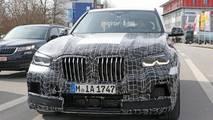BMW X5 M Photos espion