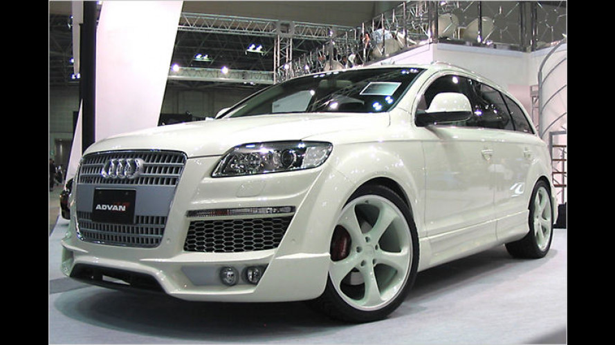 Audi Q7: PPI schneidert dem großen SUV einen Sport-Dress