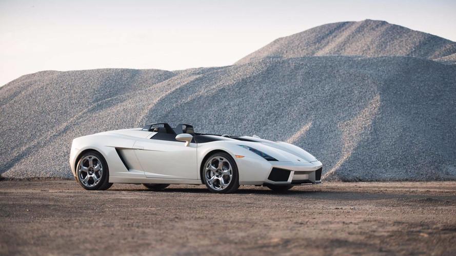 À vendre - Lamborghini Concept S, un modèle unique