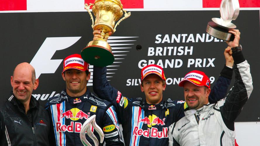 Datos y hechos del GP de Gran Bretaña en Silverstone