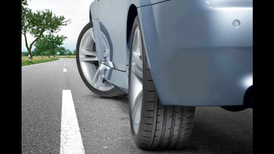 Andauernde Hitze macht auch Autos und Reifen zu schaffen
