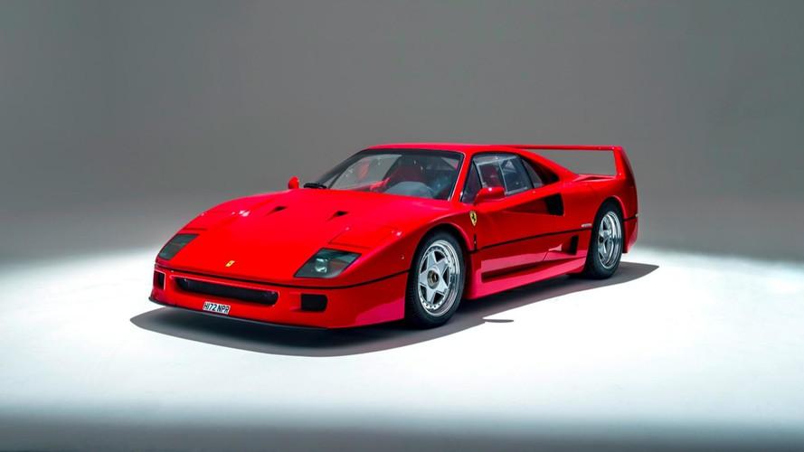 Ferrari F40 1989 - Silverstone Auctions