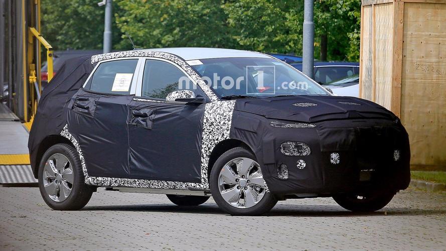 Hyundai prépare activement son Kona électrique