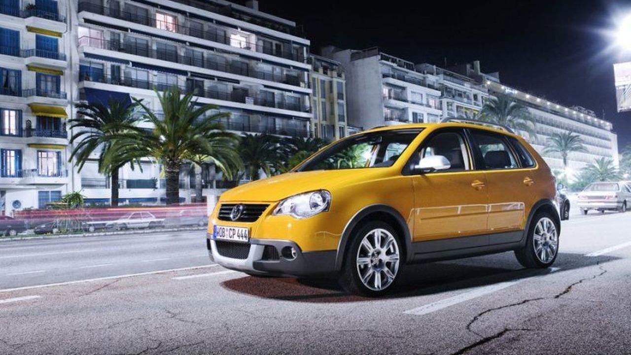 VW Cross Polo