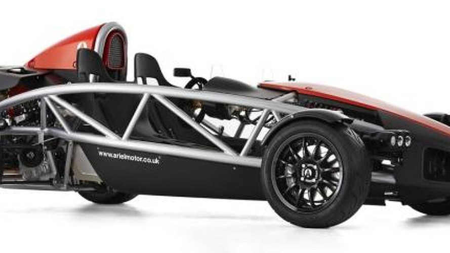 Ariel Atom 3.5R limited edition in the works with 350 bhp and paddle-shift gearbox