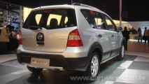 Nissan confirma produção do Livina X-Gear no Brasil - Lançamento será em agosto