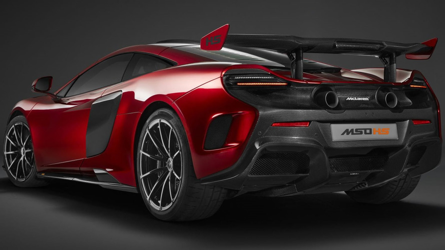 25 adet McLaren MSO HS'nin tamamı satıldı