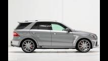 Brabus Mercedes-Benz ML 63 AMG B63S 700 Widestar