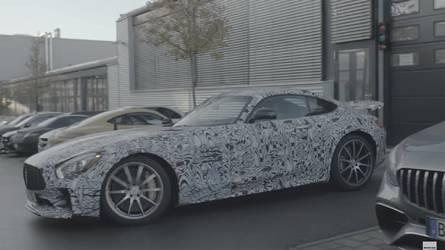 Álláshirdetésben mutogatja vadabb GT R modelljét a Mercedes-AMG