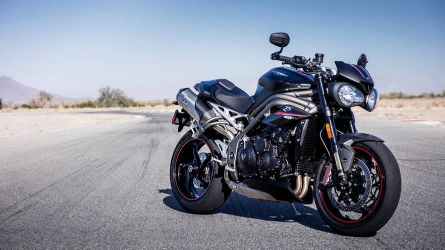 2018 Triumph Speed Triple S and RS - First Ride