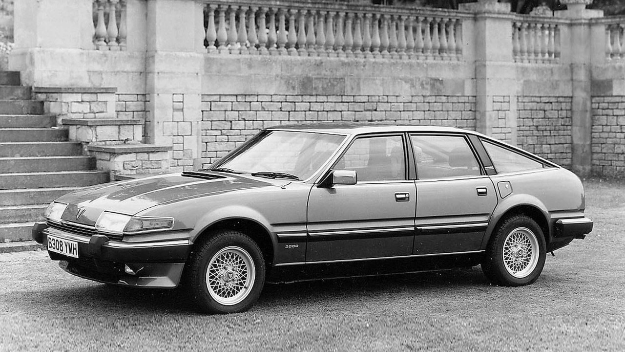 1977: Rover 3500