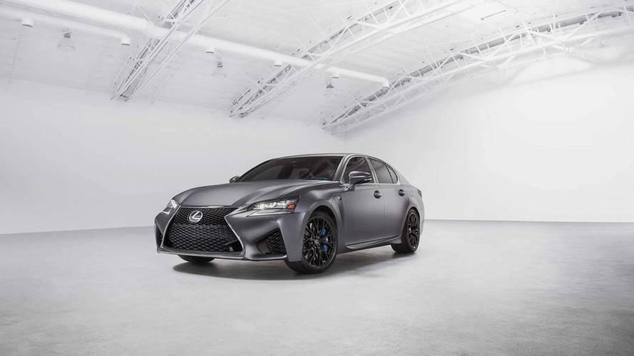 Les Lexus GS F et RC F auront leurs éditions spéciales