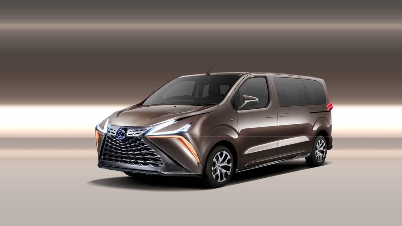 Lexus Van