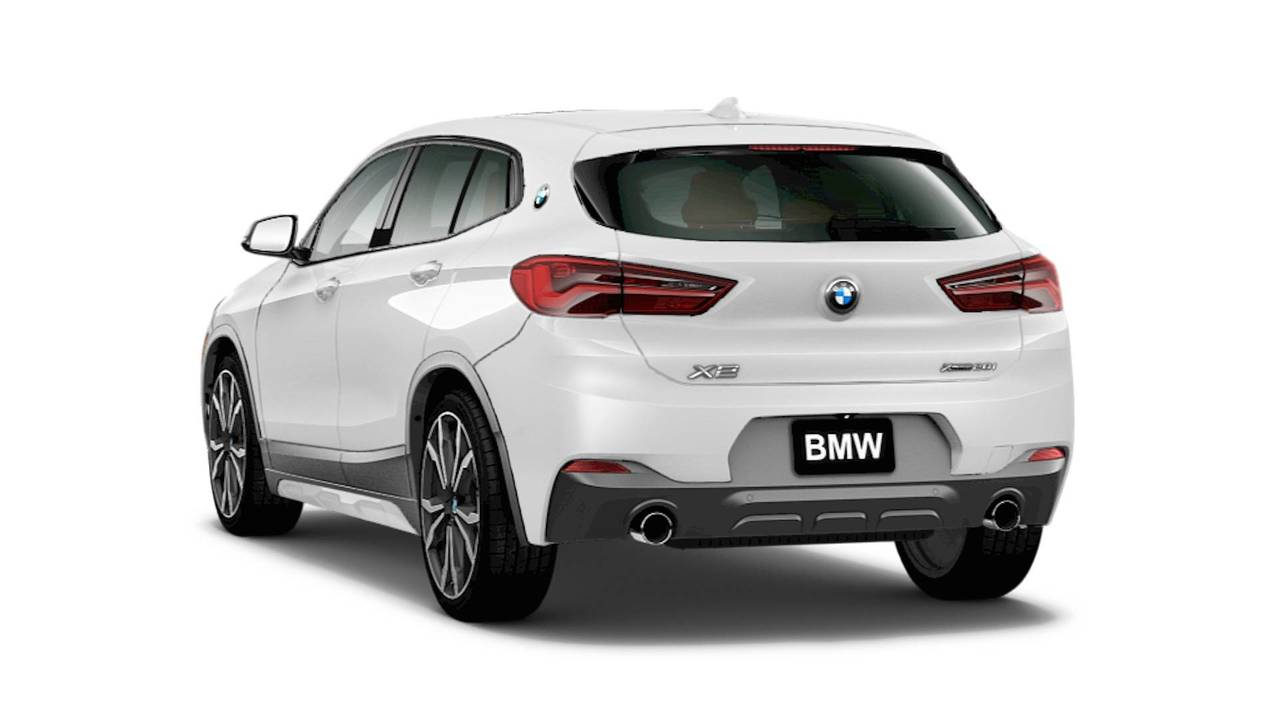 Most Expensive Bmw X2 Costs 53 075