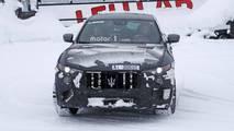 Maserati Levante GTS 2018, nuevas fotos espía
