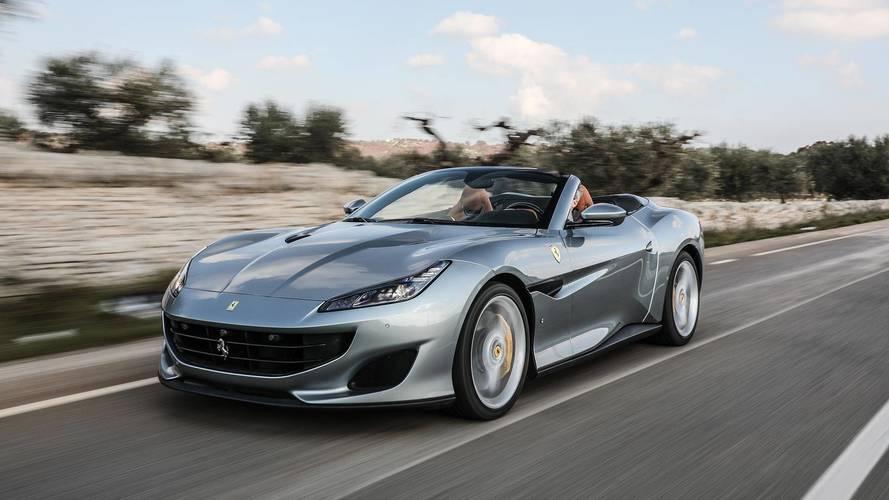 Essai Ferrari Portofino - Pour oublier la California ?