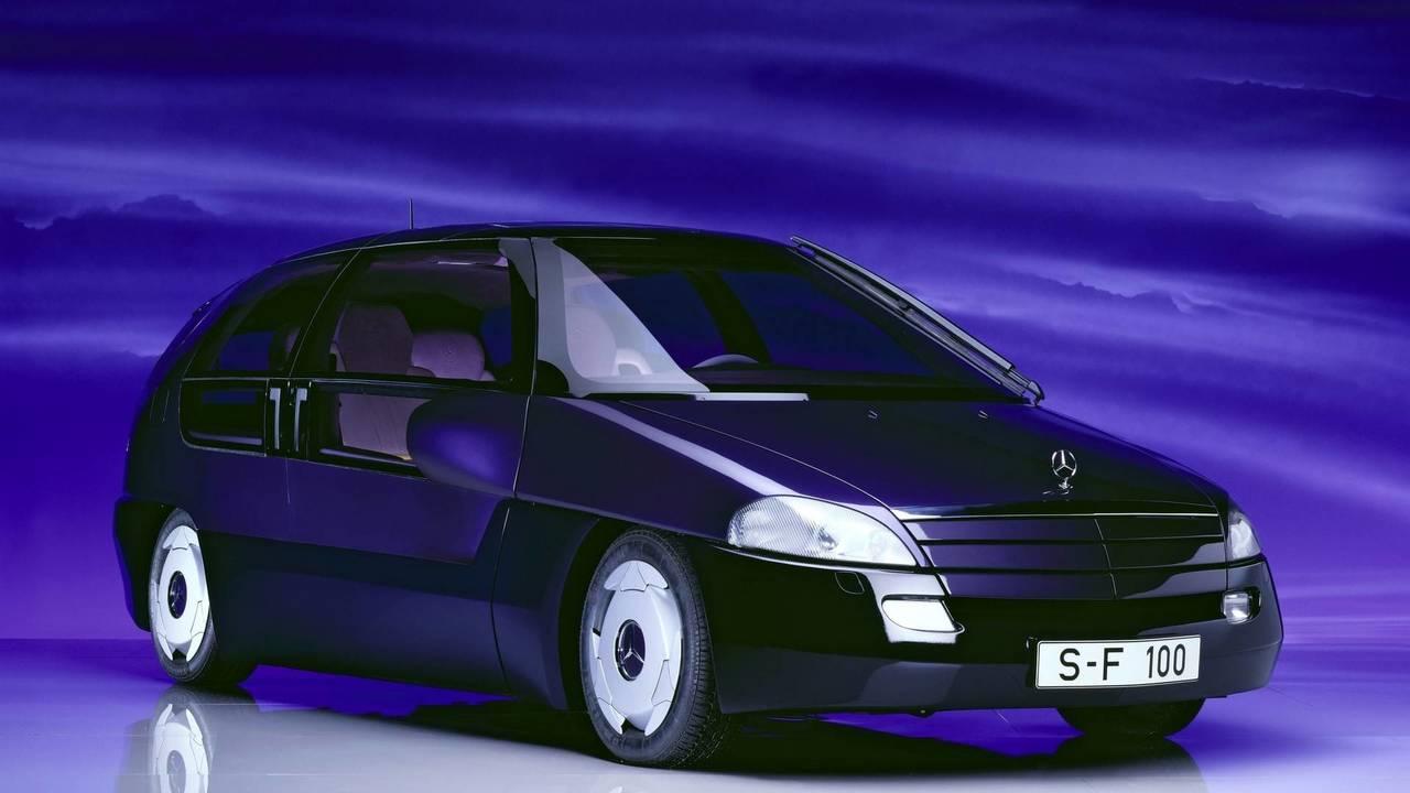 1991 Mercedes F100 konsept