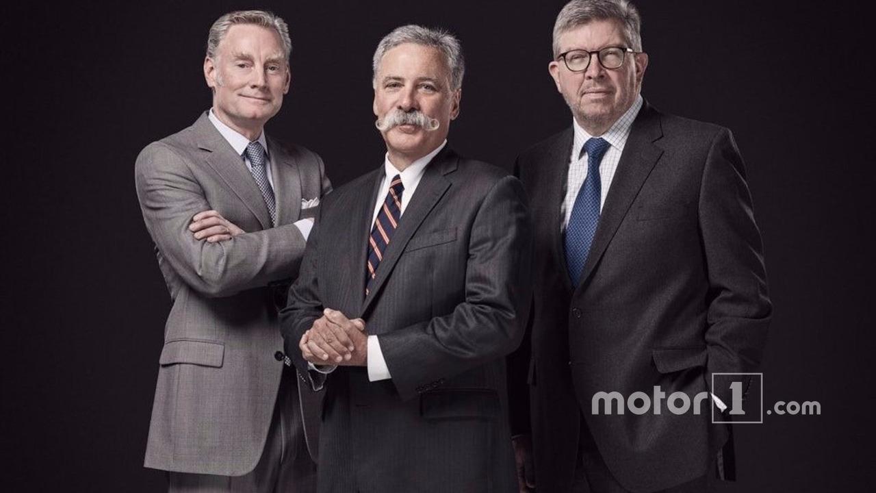 Ross Brawn vira diretor executivo da F1