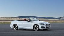 Audi A5 Cabriolet blanco