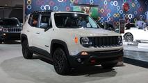 2017 Jeep Renegade Deserthawk: LA 2016