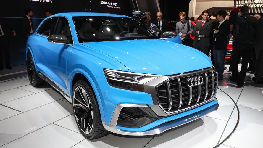 Deux nouveaux SUV chez Audi d'ici 2019