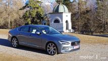 Essai Volvo S90