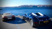 Rimac Concept One vs. Bugatti Veyron