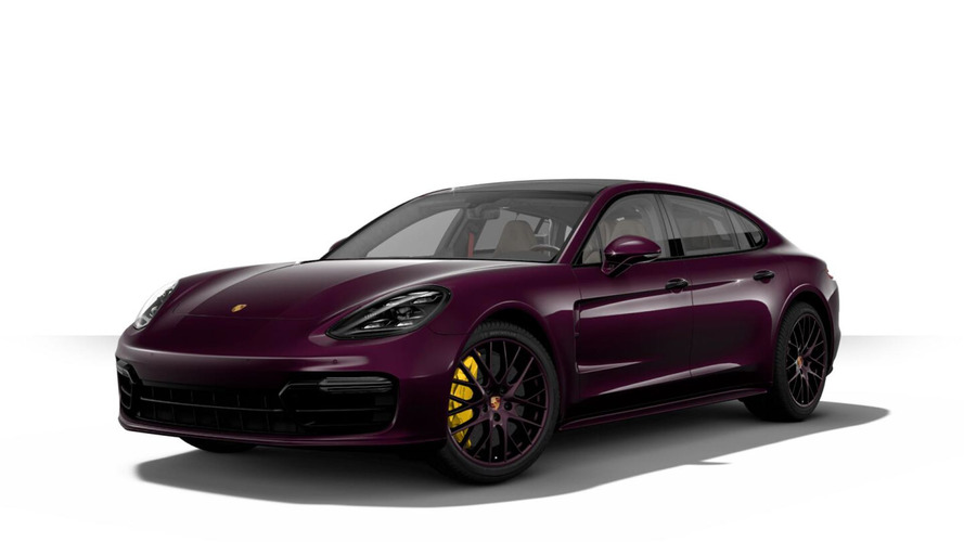 2017 Porsche Panamera Turbo Executive Most Expensive