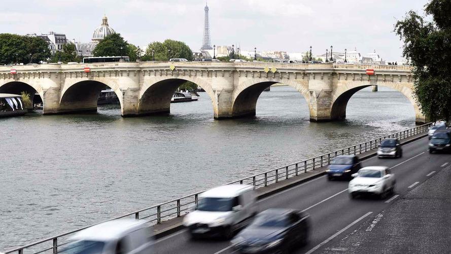 Circulation alternée à Paris ce vendredi 16 décembre !
