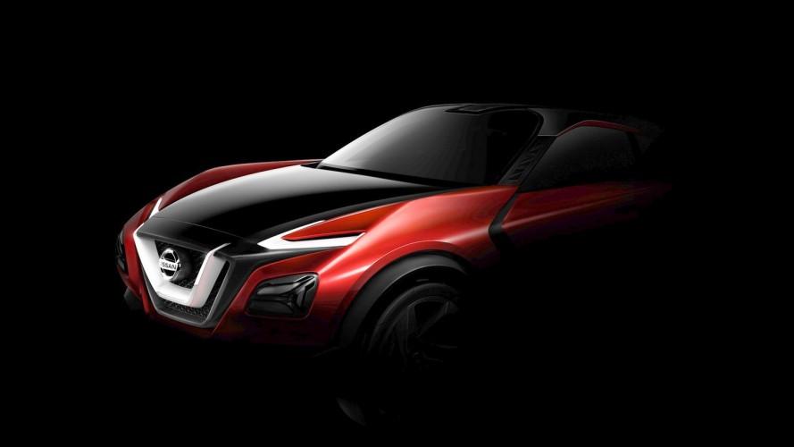 Nissan Gripz Concept é prévia de futuro Crossover Z - vídeo