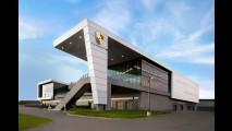 Porsche inaugura centro de experiência de US$ 100 milhões nos EUA