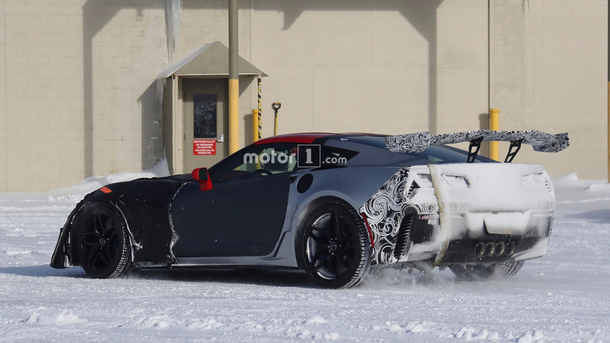 2018 Chevy Corvette ZR1 isn't coming soon