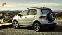 VW CrossFox Urban White