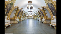 2. Kievskaya, Mayakovskaya e Park Pobedy, Mosca, Russia