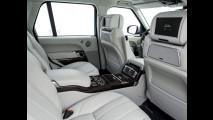 Range Rover Hybrid Black Pack