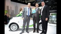 Design your smart. Al Motor Show di Bologna il vincitore