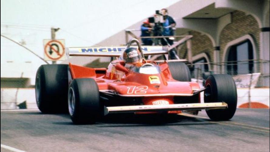 """Gilles Villeneuve: una mostra a 30 anni dalla scomparsa dell' """"Aviatore"""""""