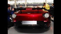 L'Aston Martin V12 Zagato svelata in anteprima