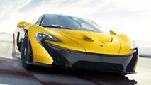 2013 McLaren P1 production version