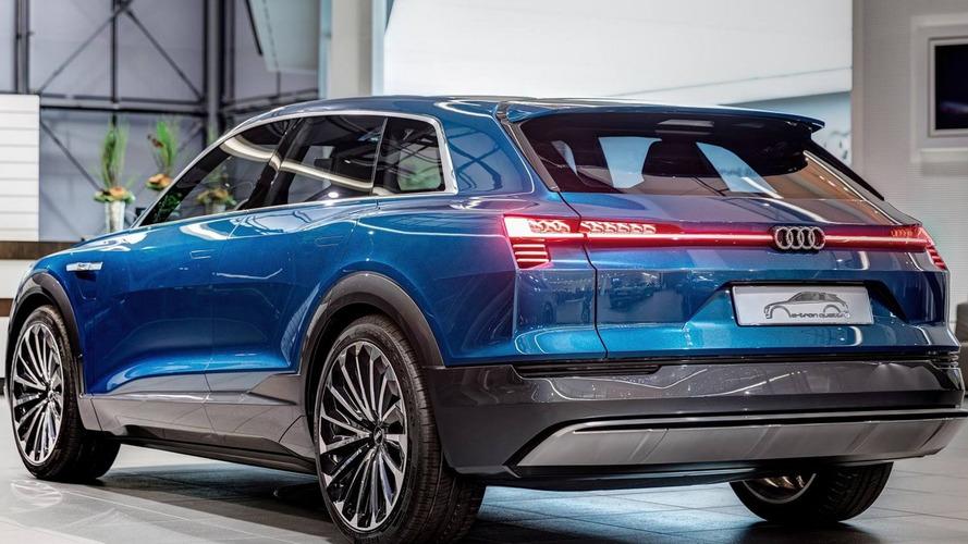 Audi Etron Quattro >> Audi Opens Reservations For E Tron Quattro Arrives 2018