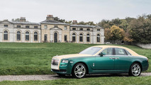 Rolls-Royce Ghost Golf Edition