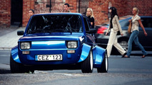Fiat 126p with Honda VTEC turbo embodies the pocket rocket definition [videos]