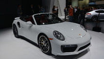 Porsche 911 Turbo & Turbo S storm the Motor City