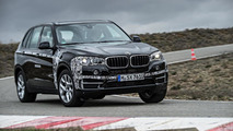 BMW X5 eDrive / plug-in hybrid prototype