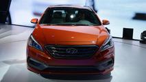 2015 Hyundai Sonata live in New York