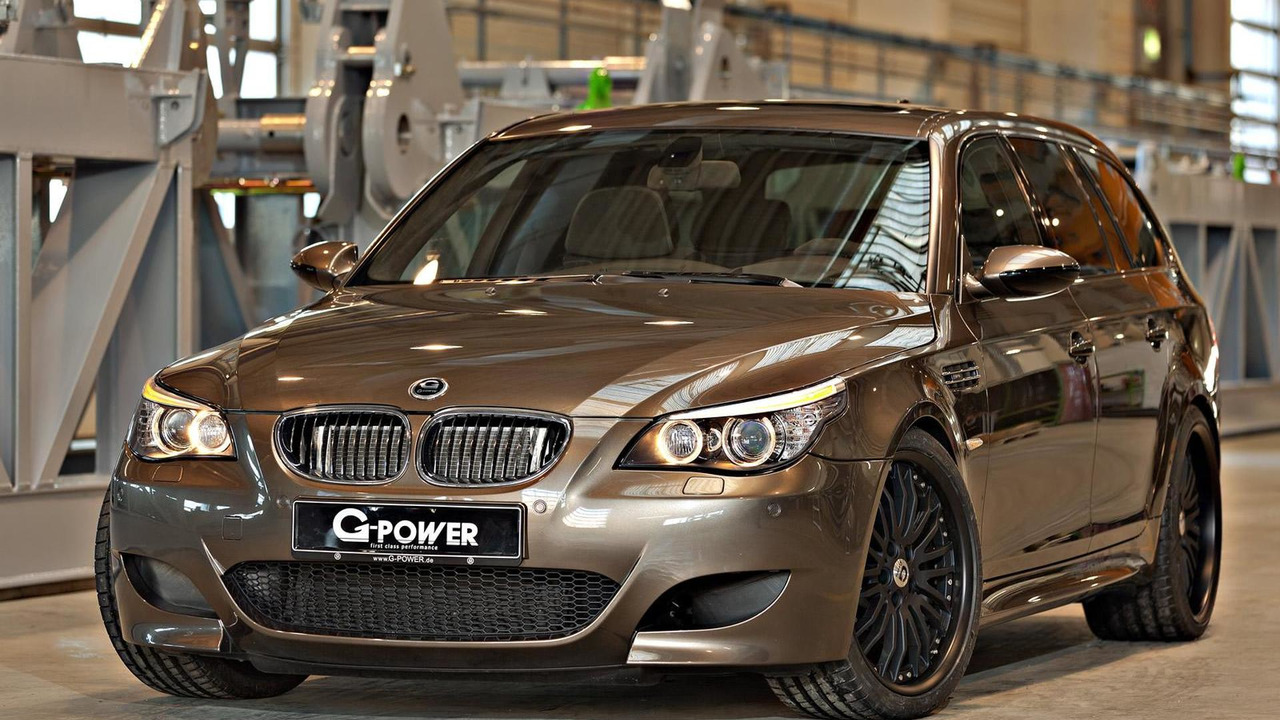 BMW M5 Hurricane RR Touring by G-Power