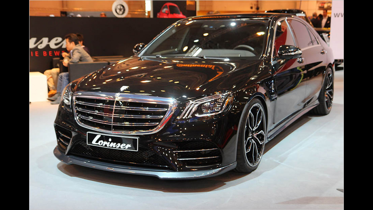 Lorinser Mercedes S560 4Matic L