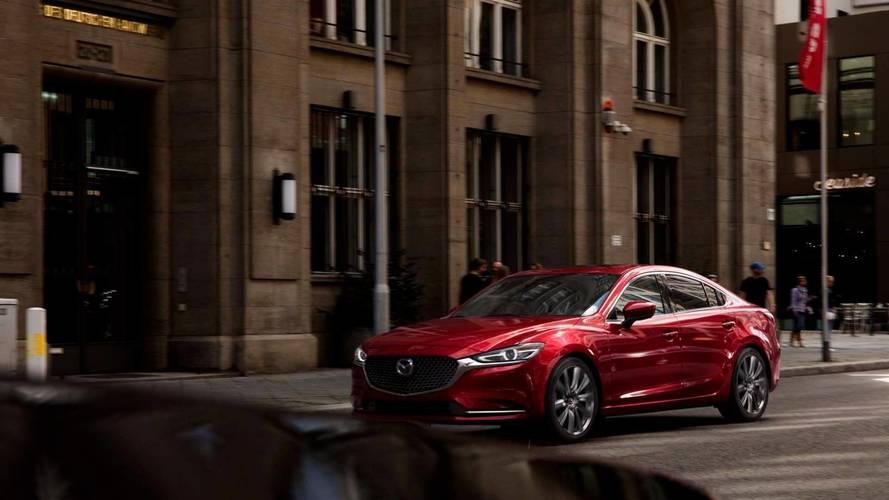 La Mazda6 se refait une beauté